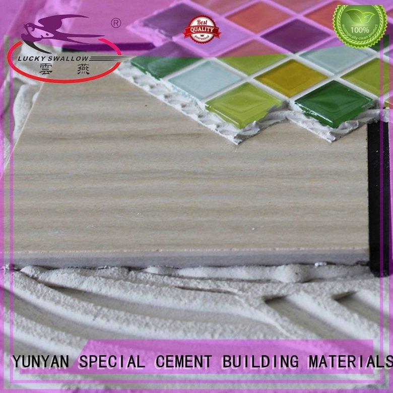 unsanded stone tile adhesive adhesive YUNYAN
