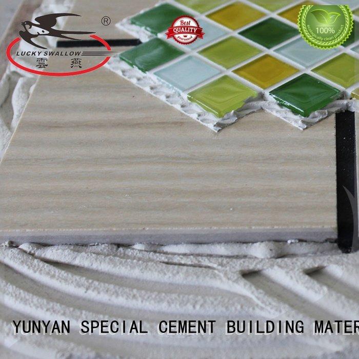YUNYAN Brand mosaic sanded adhesive stone tile adhesive