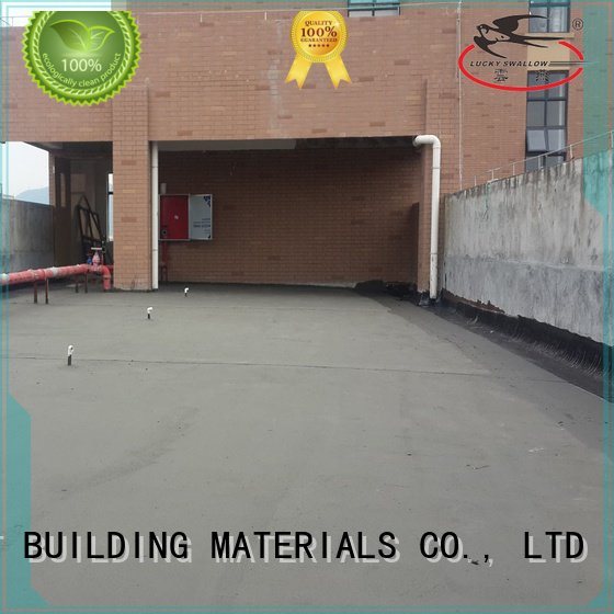 Custom waterproof basement flooring building waterplug slurry YUNYAN