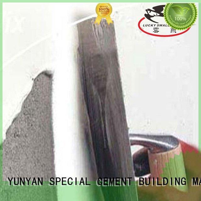 polishing renovated skim coat concrete skim YUNYAN