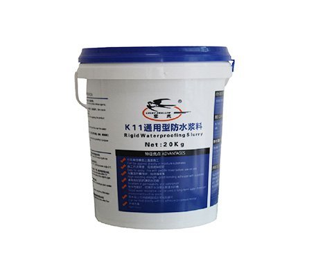 Rigid Cement Waterproofing Slurry