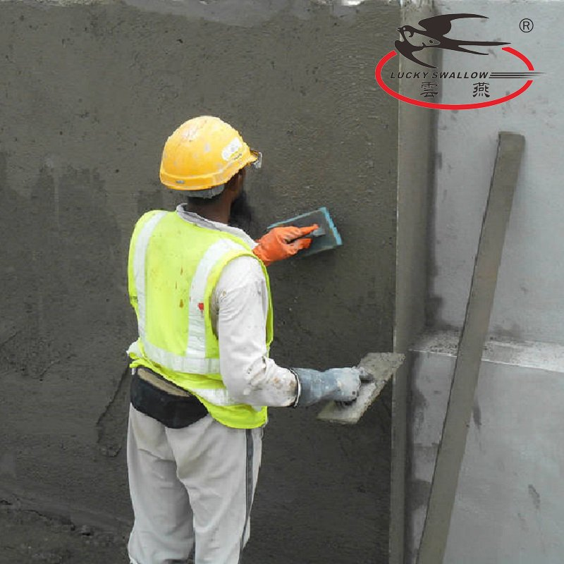 Thin-set Cement Based Plaster Repair Mortar