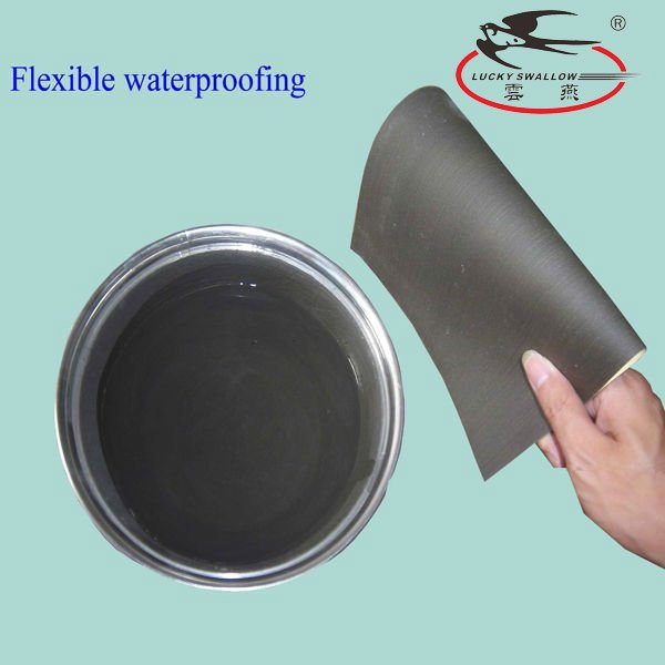 K11 Super Flexible Cement Waterproofing Slurry Suitable Both For Exterior And Interior