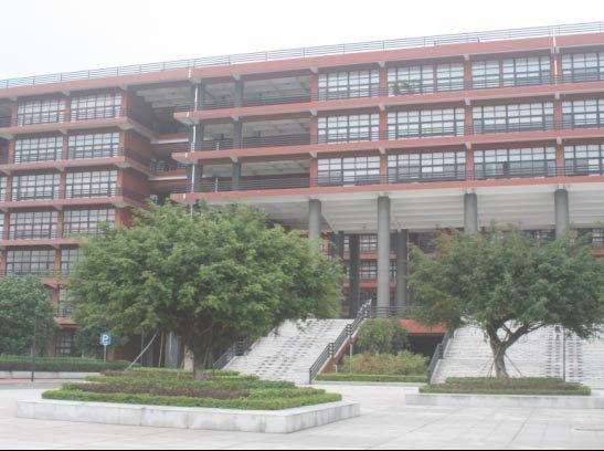 Guangzhou Art University(Wall putty and Emulsion paint)