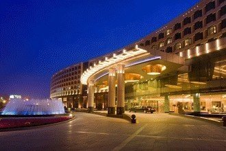 Chongqing Hilton Hotel(C2TE Tile adhesive and Grout)