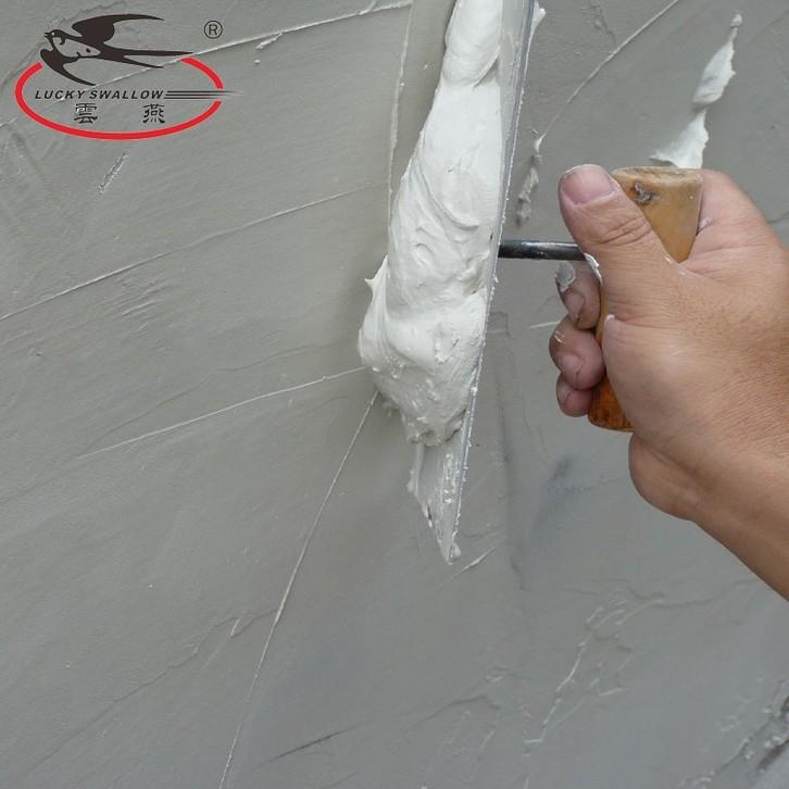 Thin-set Plaster Mortar and Polishing Skim coat Wall Putty