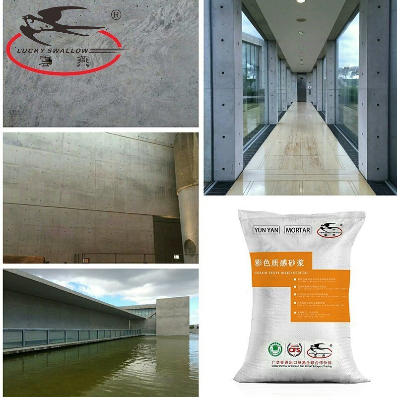 Fashionable And Popular Concrete Cement Paint For Interior And Exterior Wall