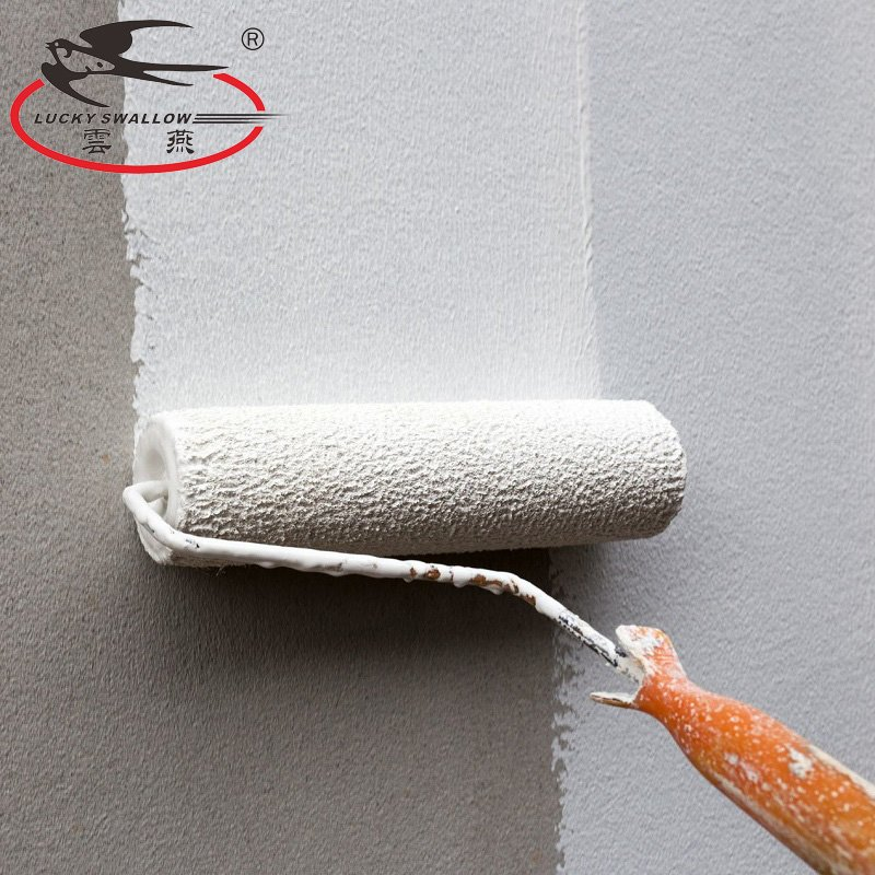 Exterior Wall Closed Primer Paint Weather Resistance