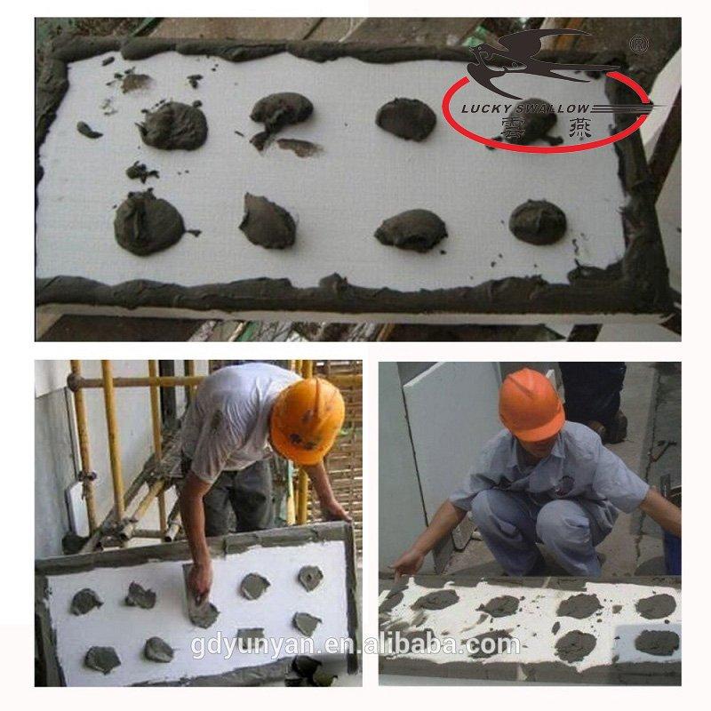 EPS/XPS Bonding Mortar