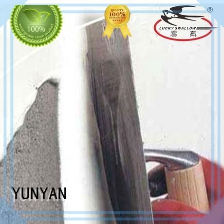 YUNYAN Brand renovated putty polishing skim coat concrete manufacture