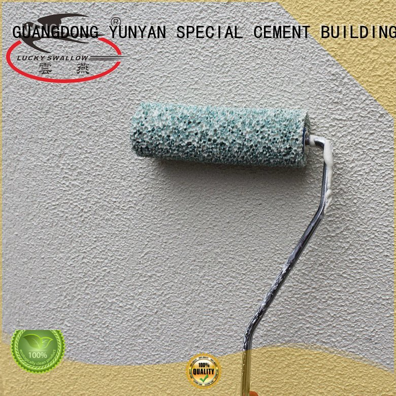 YUNYAN Brand interior washable basement and masonry waterproofing paint wall resistant