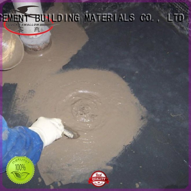 Custom waterproof basement flooring mortar agent sandstone YUNYAN