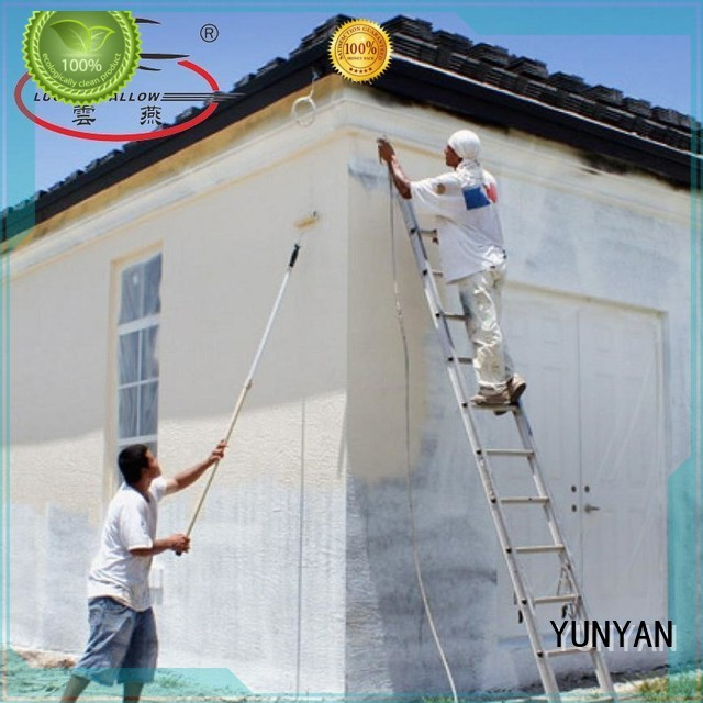 wall washable resistant basement waterproofing paint YUNYAN Brand company