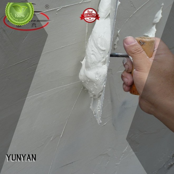 YUNYAN Brand internal coat skim coat concrete manufacture