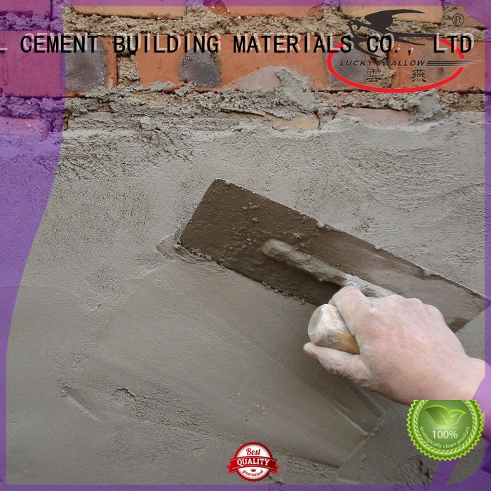 cement rendered wall thinset sand and cement screed cement YUNYAN