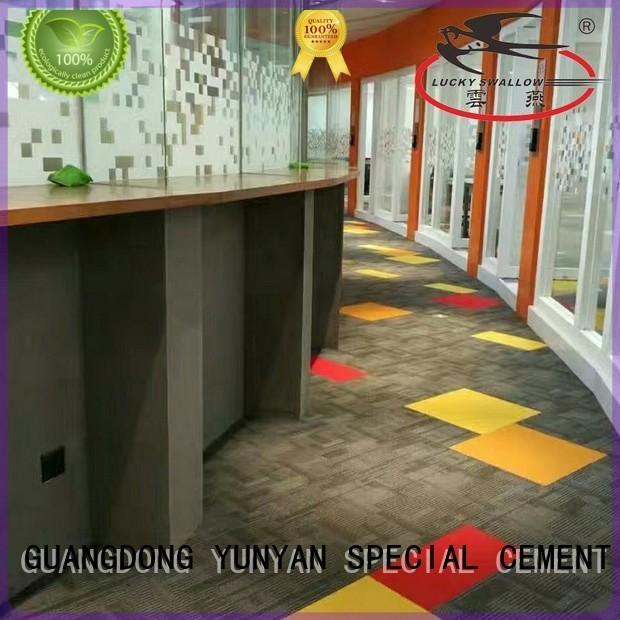 concrete painting interior stucco walls natural YUNYAN company