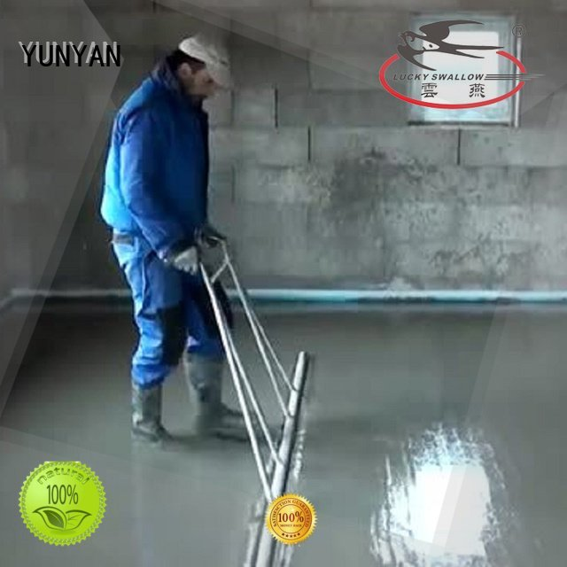 YUNYAN cement rendered wall mortar render floor screed