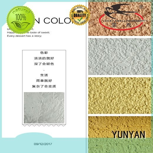 paint interior stucco paint natural cement YUNYAN