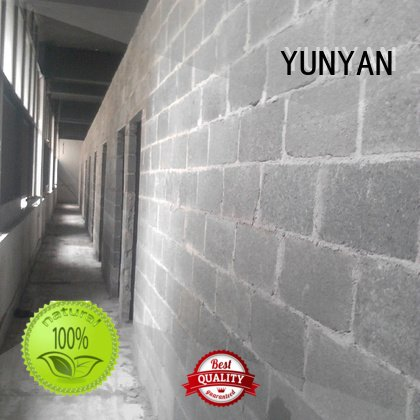 Wholesale cement plaster sand and cement screed YUNYAN Brand