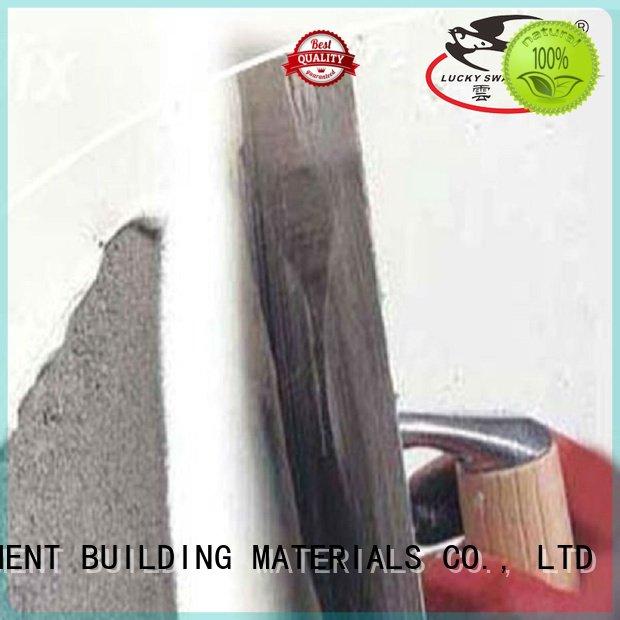 Custom putty skim coat concrete renovated skim coat plaster