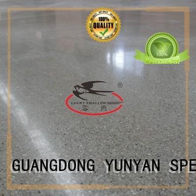 Custom screed concrete floor sealer floor YUNYAN