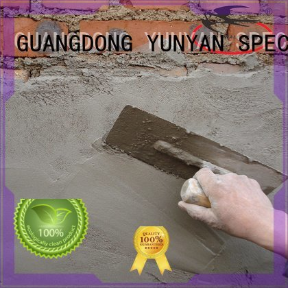 cement rendered wall floor YUNYAN Brand