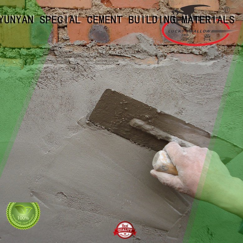 render cement repair floor YUNYAN sand and cement screed