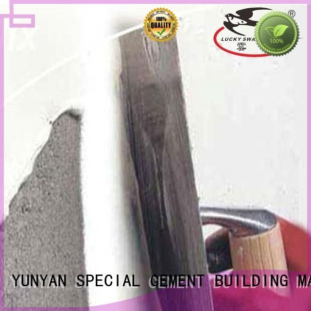YUNYAN Brand external coat custom skim coat plaster