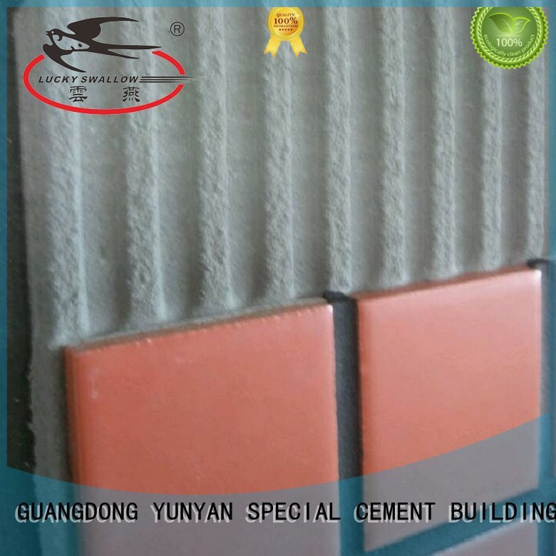 stone adhesive sanded tile mosaic unsanded YUNYAN