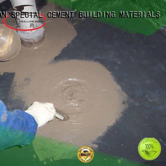 waterproof basement cement floor agent waterproofing waterproof basement flooring YUNYAN Warranty