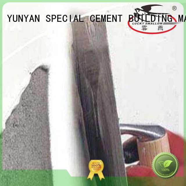 wall coat polishing renovated YUNYAN skim coat plaster