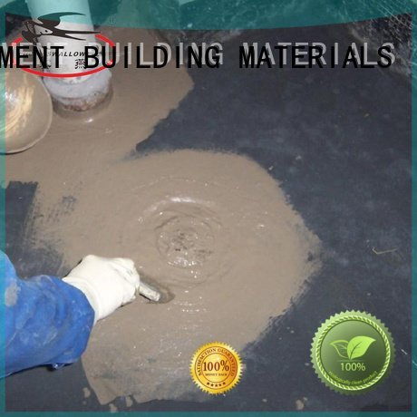 waterproof basement cement floor agent rigid waterproof basement flooring YUNYAN Warranty