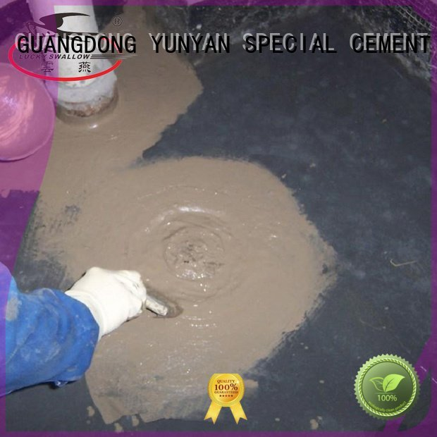 slurry sandstone waterproof basement cement floor YUNYAN