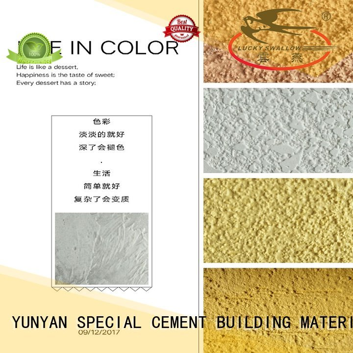 concrete stucco interior stucco paint cement YUNYAN