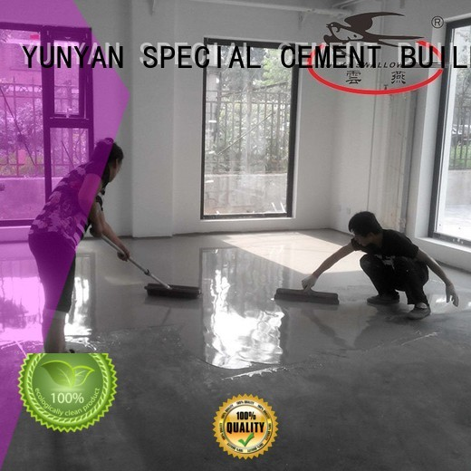 Hot concrete floor sealer screed YUNYAN Brand