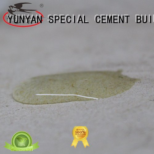 fast antipermeability sandstone waterproof basement cement floor YUNYAN
