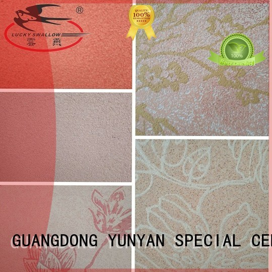 acrylic stone textured powder coat natural YUNYAN