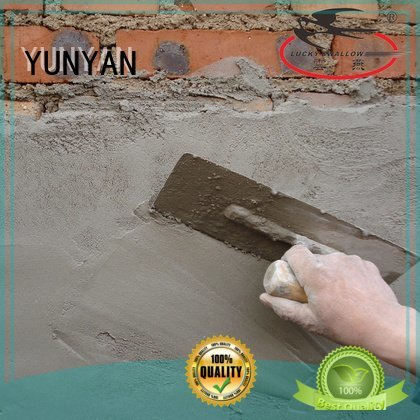 cement rendered wall cement mortar OEM sand and cement screed YUNYAN