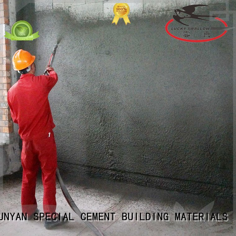 internal skim coat concrete base putty YUNYAN