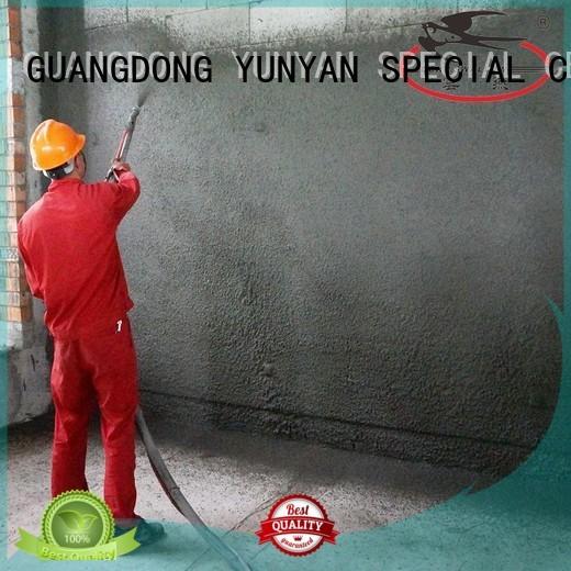 skim external renovated coat YUNYAN Brand skim coat concrete supplier