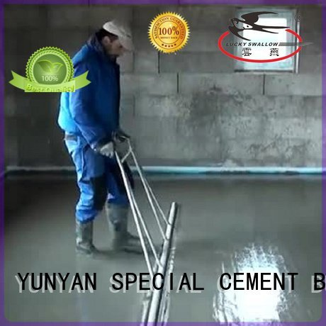 OEM sand and cement screed plaster floor cement rendered wall