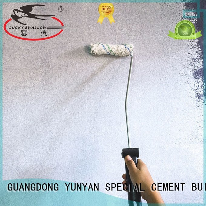 Quality basement and masonry waterproofing paint YUNYAN Brand weathering basement waterproofing paint