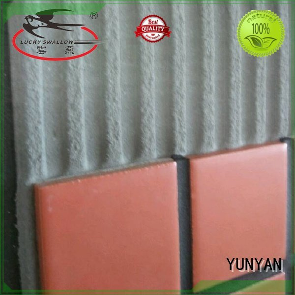 Hot stone adhesive adhesive sanded unsanded YUNYAN Brand
