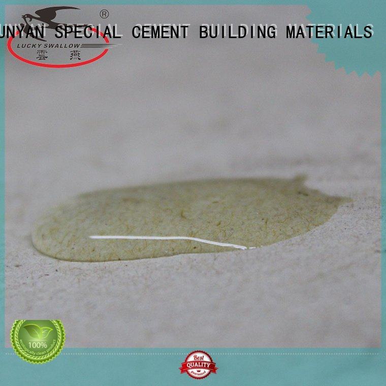 Hot waterproof basement cement floor transparent YUNYAN Brand