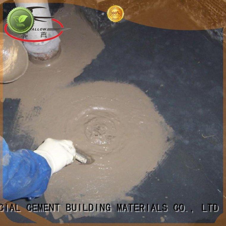 slurry latex YUNYAN waterproof basement cement floor