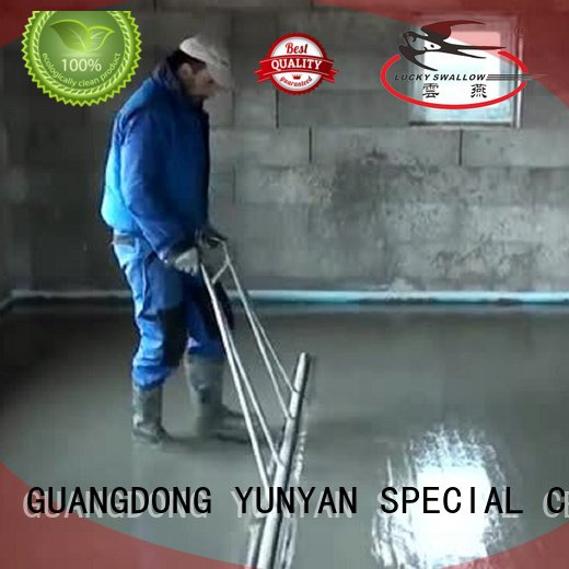 OEM cement rendered wall render mortar screed sand and cement screed