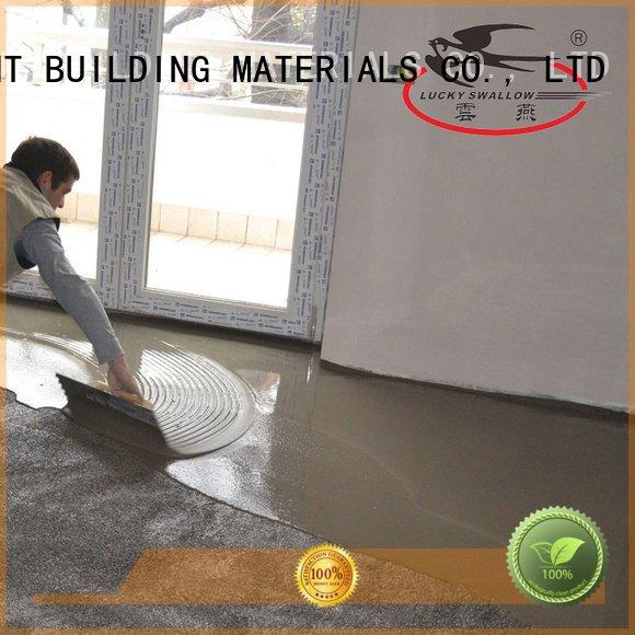 Custom concrete floor sealer floor screed concrete YUNYAN