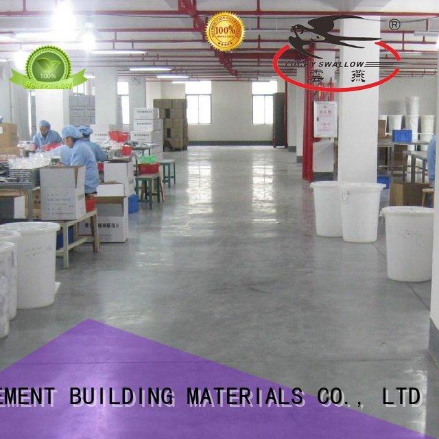 YUNYAN Brand concrete floor screed concrete floor sealer hardener