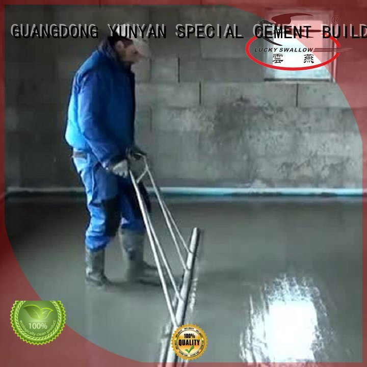 YUNYAN Brand render cement repair sand and cement screed