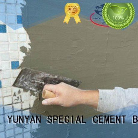 wall external skim coat plaster YUNYAN Brand